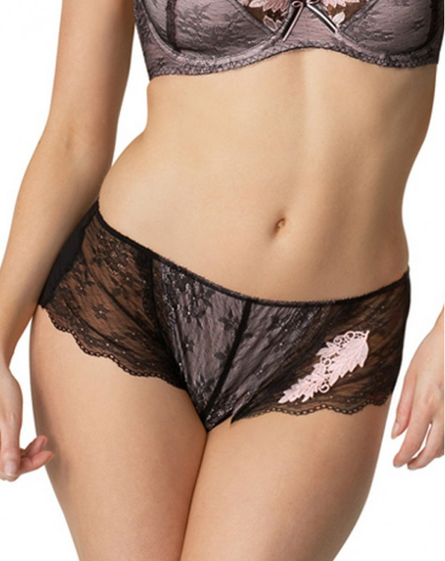 Shorty Fantasie Savannah (NOIR)