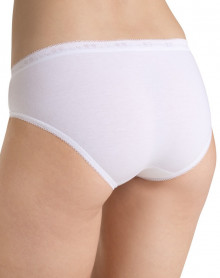 Slips mini Basic + Sloggi (Lot de 4)