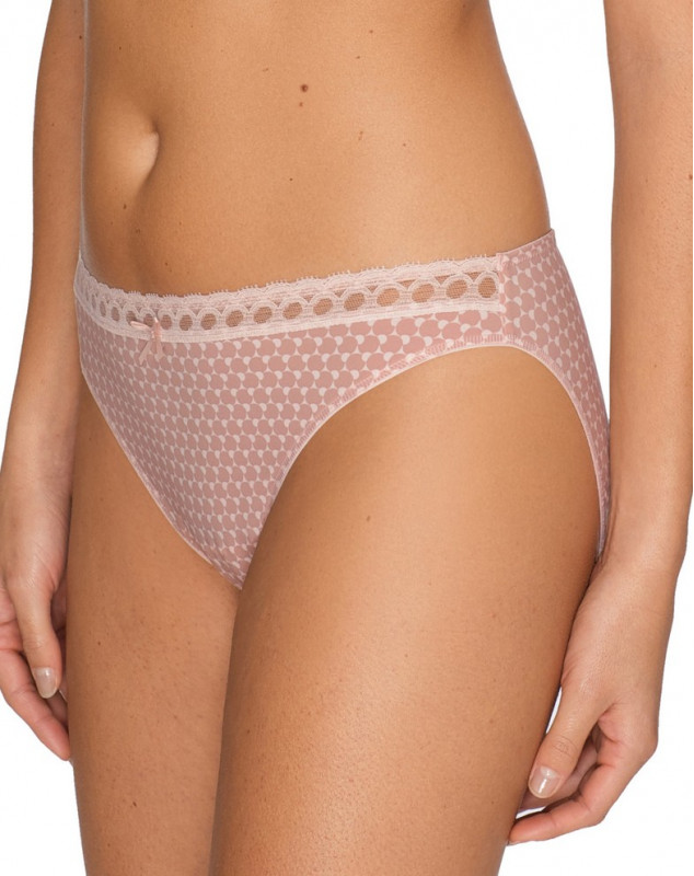 Slip brésilien Prima Donna Twist Happiness ( PEACHY SKIN)