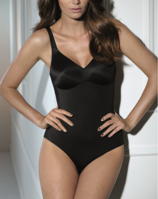 Soft body Rosa Faia Twin clean chic (NOIR)
