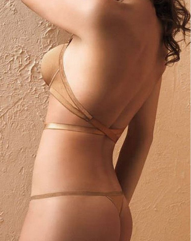 String Lise Charmel Mode Pur (NUDE)
