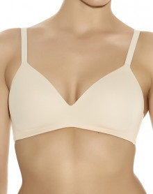 Soft Cup Bra Wacoal How Perfect (NATURALLY NUDE)