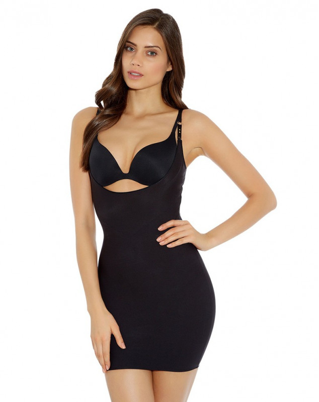 robe sculptante Wacoal Beauty Secret (NOIR)