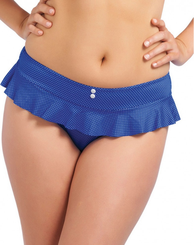 "Swimsuit Briefs FREYA ""Cherish"" (BLEU)"