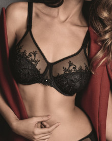 Underwired bra Empreinte Apolline