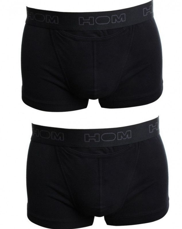 Boxer brief HO1 HOM (pack of 2) Black (NOIR)