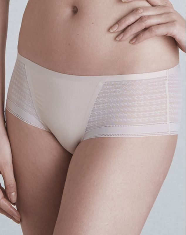 Shorty Simone Perele Dream ( PEAU ROSE)