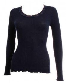 Camiseta manga larga Oscalito 3416 (Azul)
