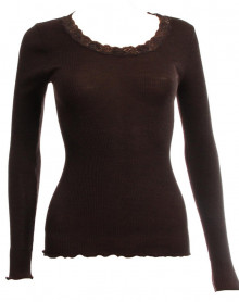 Oscalito Long sleeve Undershirt 3416 (Chocolat)