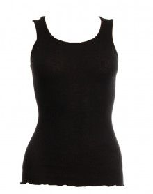 Tank top Oscalito 3442 (Black)