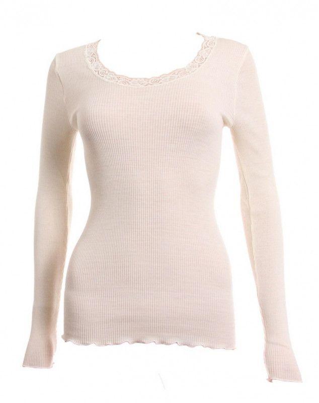 Undershirt sleeves long Oscalito 3416