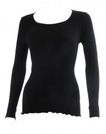 Camiseta manga larga Oscalito 3426 (Negro)