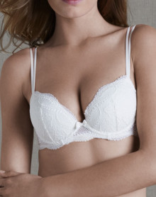 Bra push-up Simone Pérèle Eden Chic natural