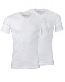 Lot de 2 T-shirts Athena Blanc (BLANC)