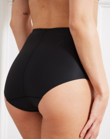 High Waist Brief Barbara Azur