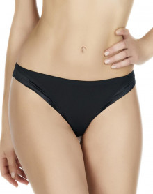 Implicite thong Néon (Black)