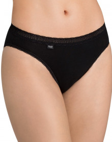 Calzoncillos Sloggi EverNew Lace Negro (NOIR)