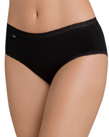 Calzoncillos Sloggi EverNew Lace Negro