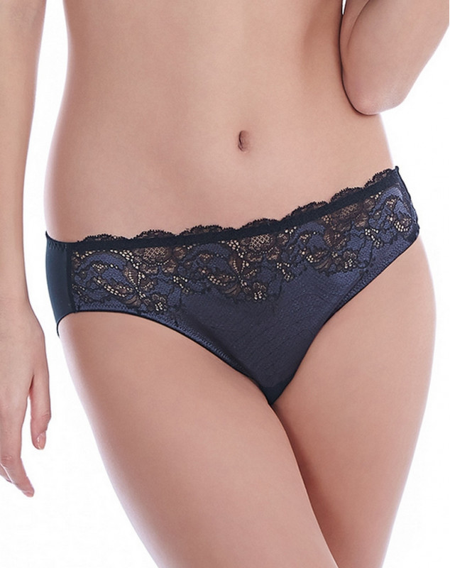 Brief Wacoal Lace Affair (NOIR)
