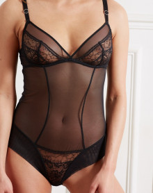 Body beauty wild Barbara (black)