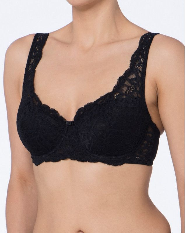 Push-up Bra Triumph Amourette Charm (black)