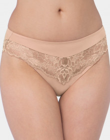 Low-cut panties Triumph Amourette Charm (beige)