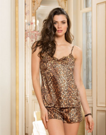 Short Lise Charmel Distinction Fauve