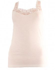 tank top lace wool & silk Moretta 5269