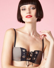 Bandeau Demi-Mousse Chantal Thomass Ivresse