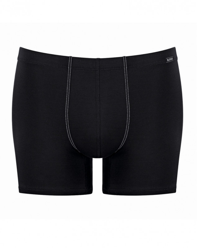 Boxer Sloggi Men Basic Soft Noir