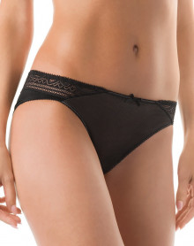 Brief Conturelle Viva (Black)
