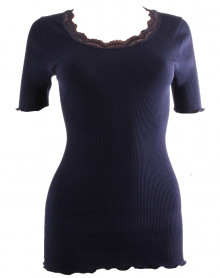 T-shirt Oscalito 100% fil d'Ecosse bleu