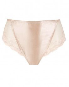 High waist brief Lise Charmel Splendeur Soie (Splendeur Aurore)
