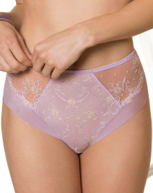 High waisted brief Lise Charmel Instant Couture (Couleur Douceur)