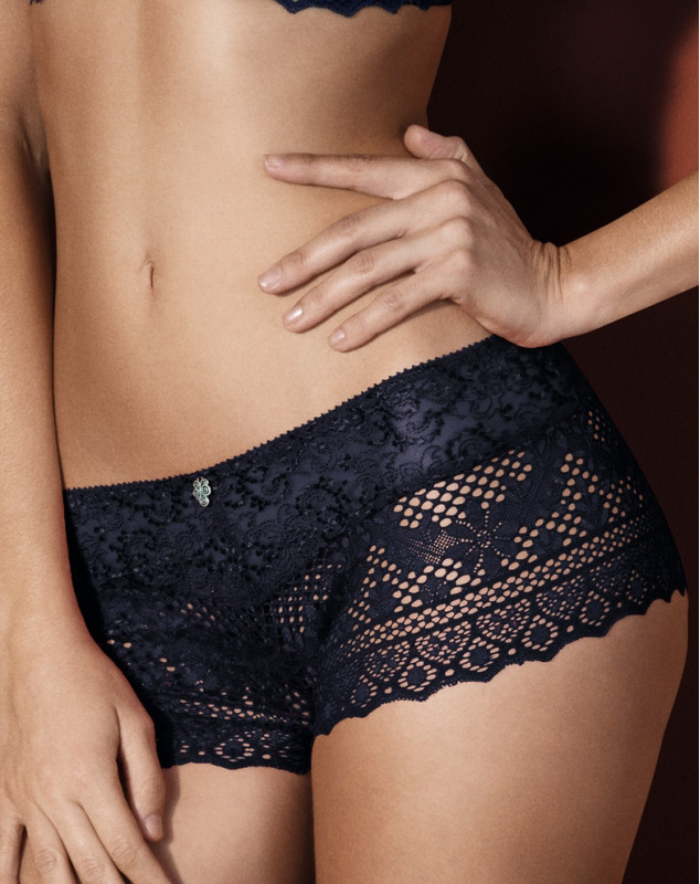 Shorty Empreinte Cassiopée (Midnight)