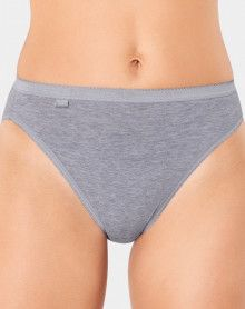 Slips taï Basic + SLOGGI (Lot de 4) gris