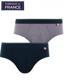 Boxers Eminence Made in France (Blue, Dark Grey, Orange)