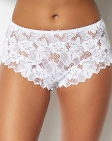 Shorty Arum by Sans Complexe (Blanc)