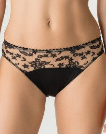 Brazilian brief Dolce Vita Prima Donna (Black)