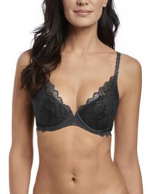 Push-up bra Wacoal Lace Perfection (Charcoal)