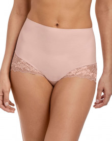 Braga cintura alta Wacoal Lace Perfection (Rose mist)