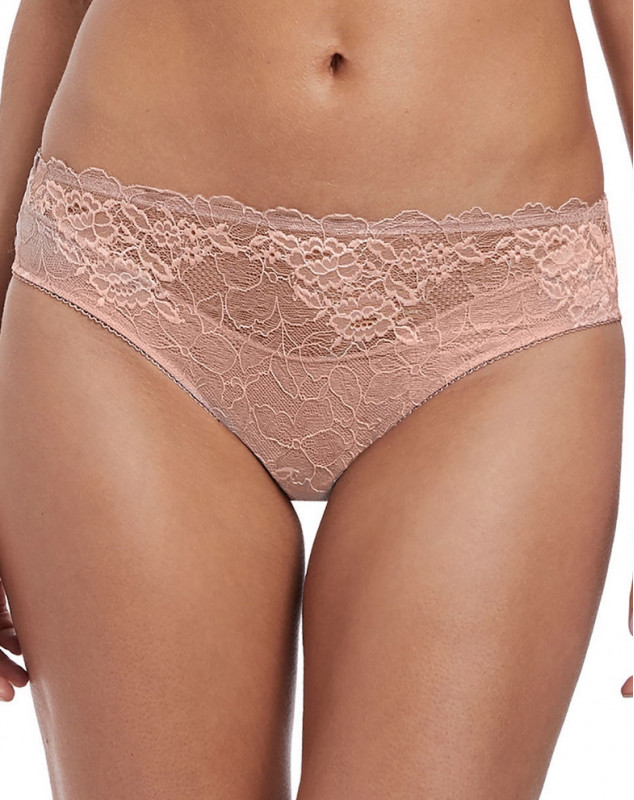 Brief Wacoal Lace Perfection (Rose mist)