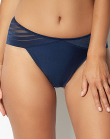 Thong Sans Complexe Lift Up (Navy Blue)