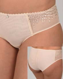 Shorty Empreinte Jane (Lamé)