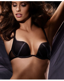 Plunge push up bra Talisman Implicite