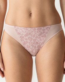 Brazilian brief PrimaDonna Twist Safari (Pale Mauve)