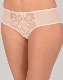 Shorty Empreinte Apolline (rose tendre)