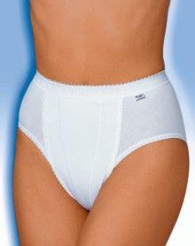 SLOGGI : culottes Control tai (pack de 2) (BLANC)