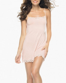 Nightdress thin straps Antigel Simply Perfect