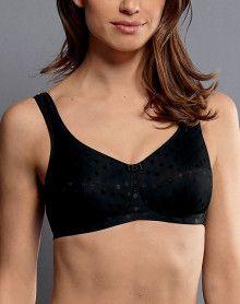 Soft bra Anita Airita (Black)